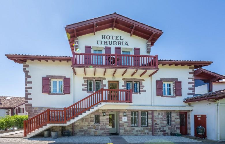 Hôtel Ithurria-21
