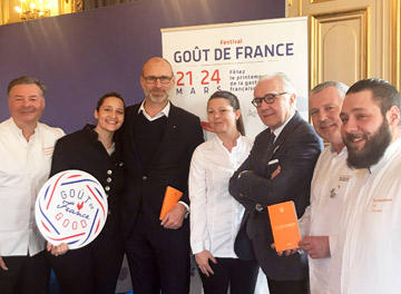 Discover our five « Collectionneurs duos » during fifth edition of « Goût de / Good france ».