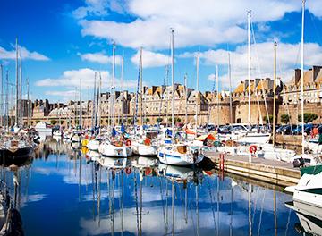 Découvrez nos hôtels de charme en Bretagne, à l'extrême ouest de la France...