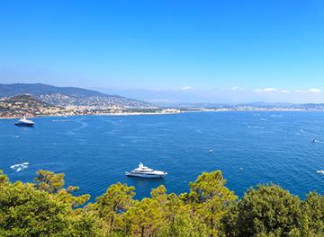 Rapprochez-vous du littoral ! Partez à la découverte de la région Provence-Alpes-Côte d'Azur