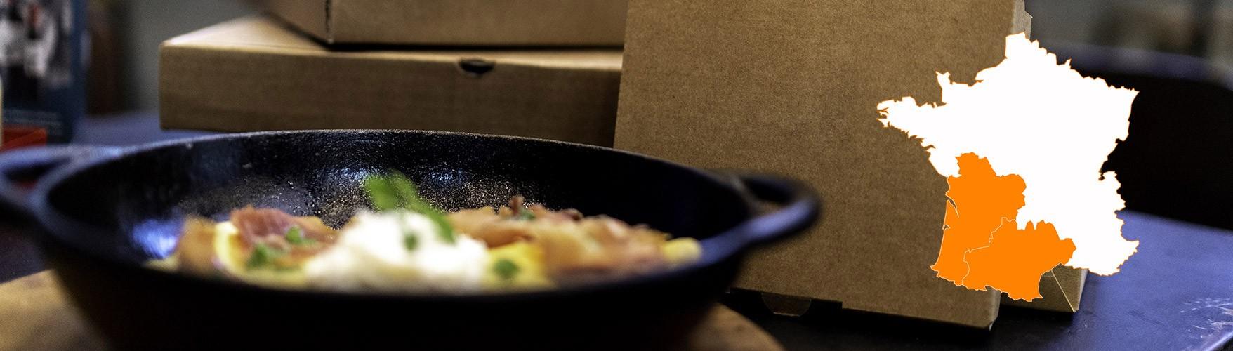 Vente à emporter - Sud-Ouest France - Restaurants les Collectionneurs