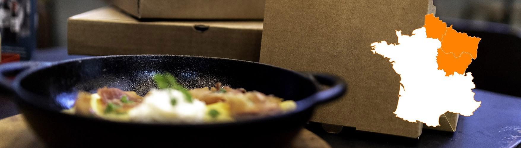 Vente à emporter - Nord-Est France - Restaurants les Collectionneurs