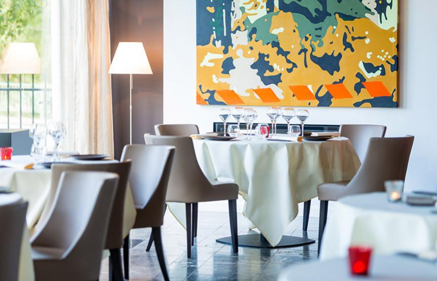 Salle de restaurant de l'Hôtel des Bains & Wellness Spa NUXE