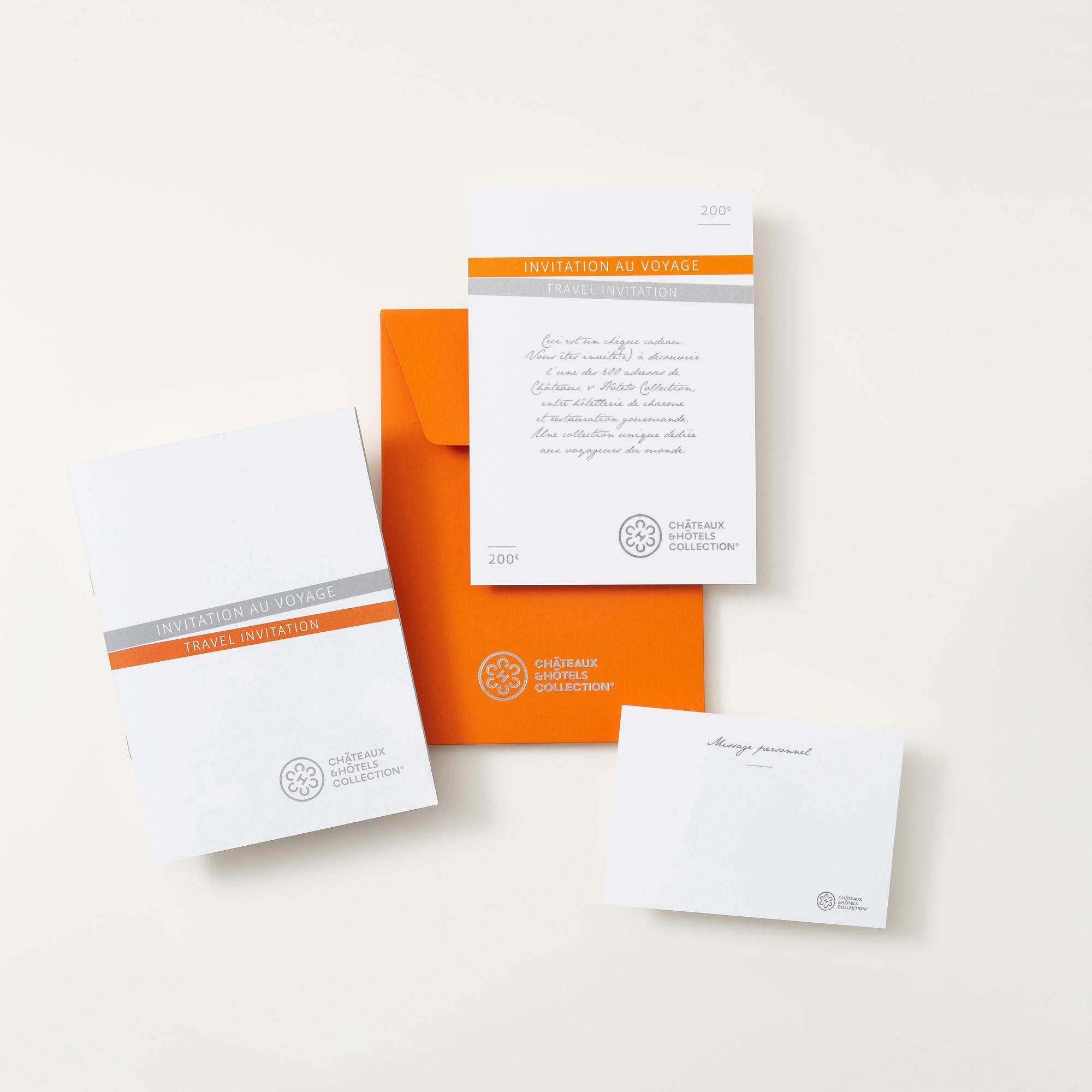 Découvrez l'ensemble des contenus dans un chèque cadeau