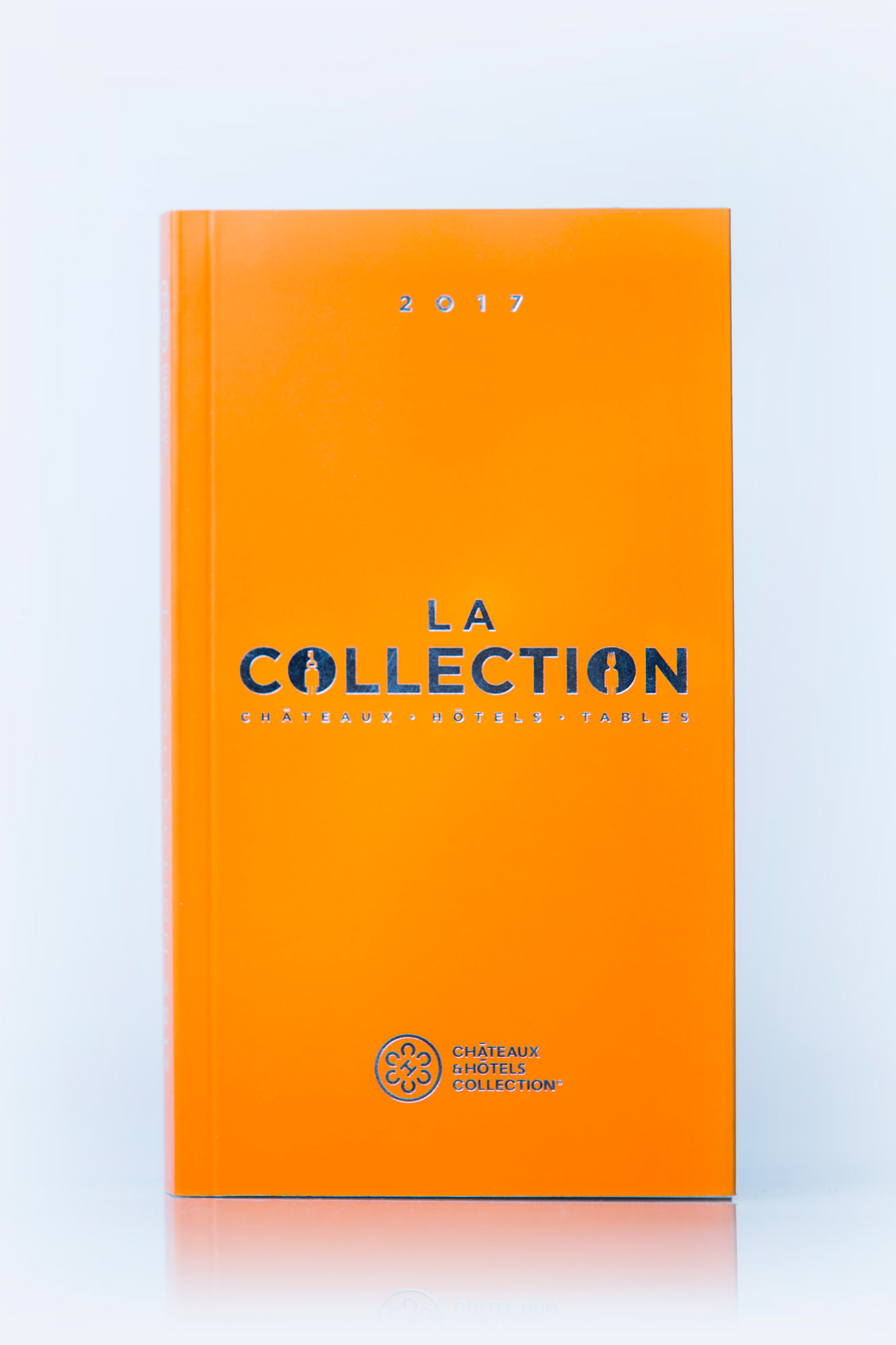 couvrez le Guide 2017 regroupant La Collection en 585 adresses