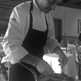 La recette de Jean Marc Neuville, Chef du Mont Blanc Hotel Village