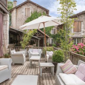 À la découverte du Périgord avec une sélection de 4 hôtels de charme
