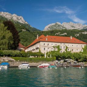 L'Abbaye de Talloires, 1000 ans d'histoire