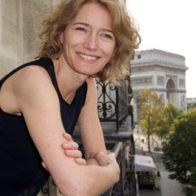 Stéphanie Batten, propriétaire des Sisterhotels à Paris