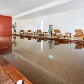 Une sélection de  hôtels avec piscine intérieure