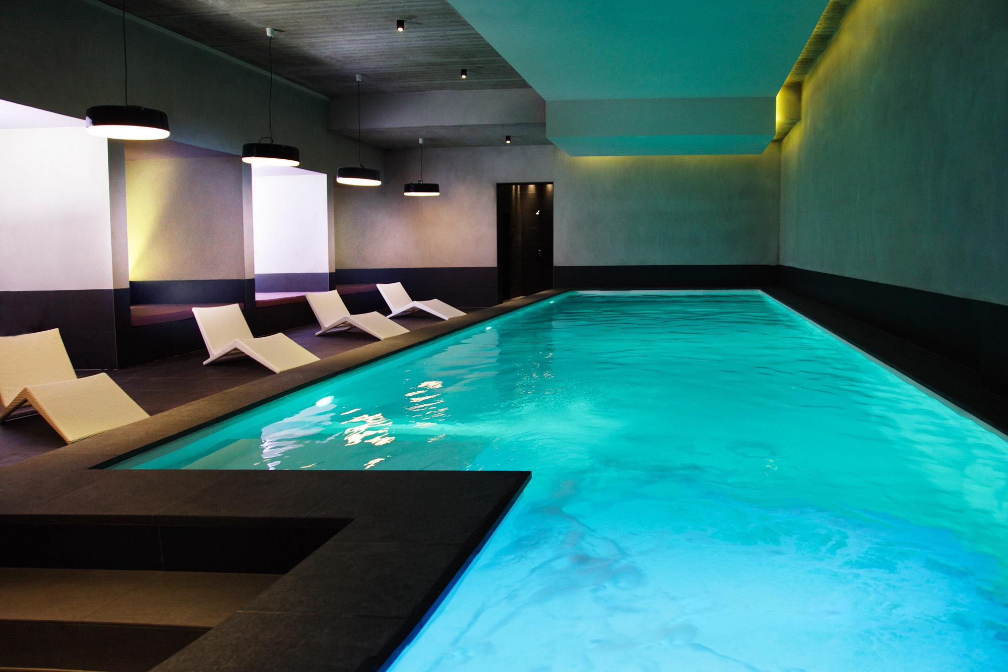 Sélection de deux hôtels spa en Île de France