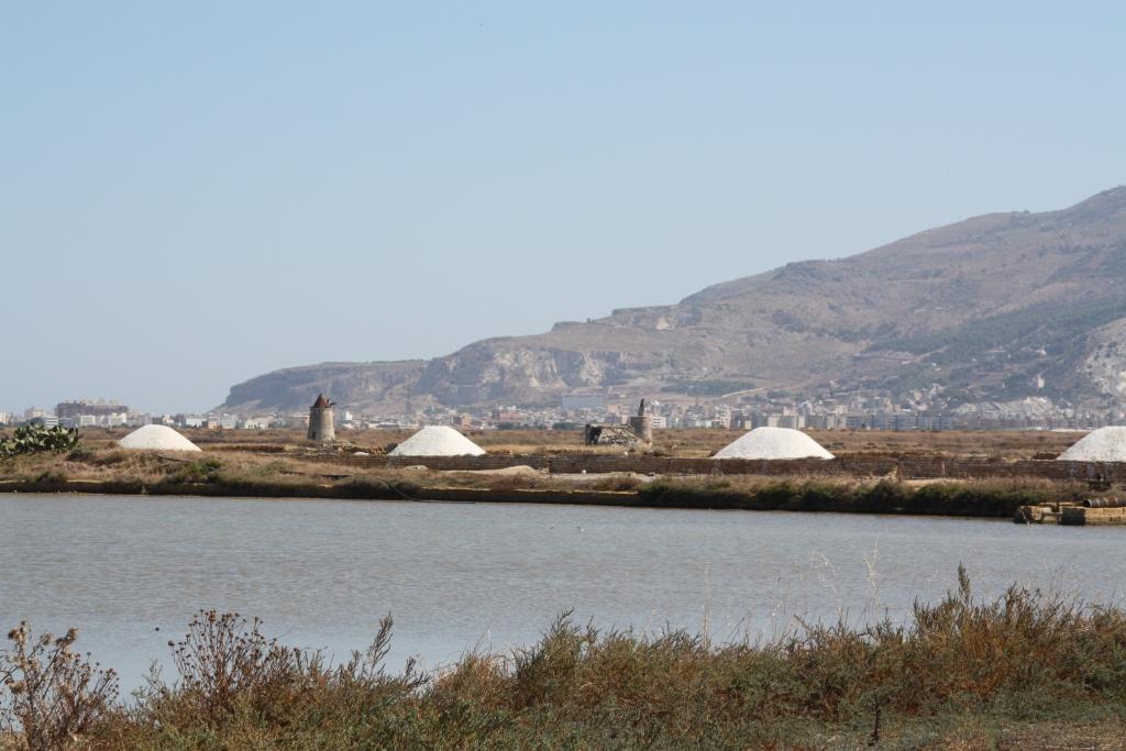 À l'Ouest, une Sicile immaculée