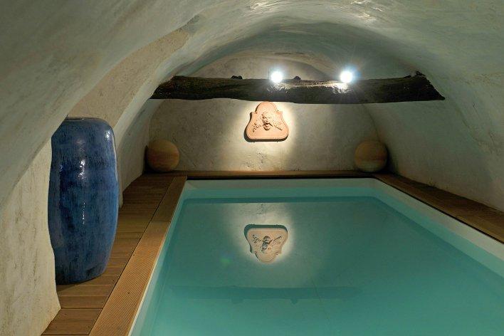 piscine sous cave