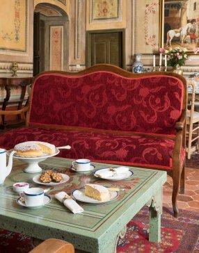 Salon style 17ème siècle