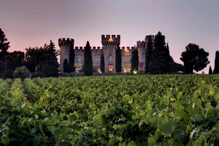 Château et vignes