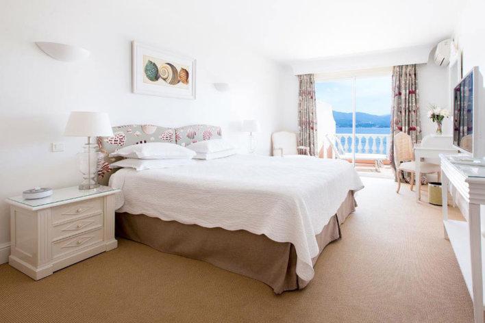Chambre avec vue sur mer