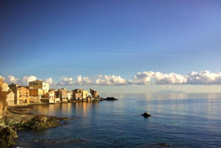 Vue mer sur le Cap-Corse
