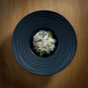 La recette d'André Taormina, chef-propriétaire du Restaurant Ambroisie