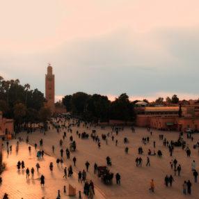 Organiser son week-end à Marrakech