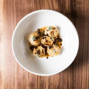 La recette d'Antonio Ziantoni, chef-propriétaire de Zia Restaurant