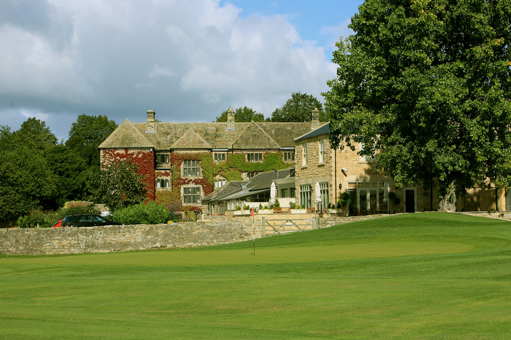 Terrain de Golf du Headlam Hall Country & Spa