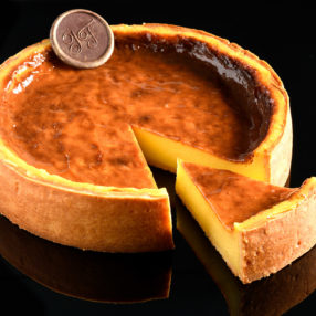 La recette de Johan Triart, chef pâtissier d'Eugénie, la pâtisserie salon de thé du Grand Hôtel Henri