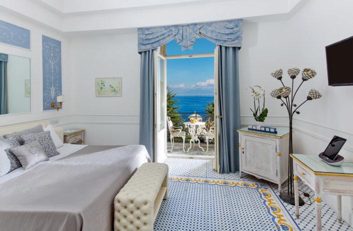Chambre Deluxe avec vue sur la mer
