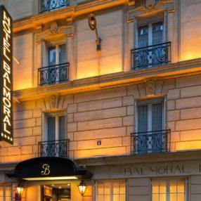 Deux expériences de l'Hôtel Balmoral
