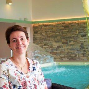 Cinq questions à Anne Massard, propriétaire de l'Hôtel Spa les Rives Sauvages
