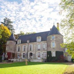Chez Cécile Cariou, au Château de Pray