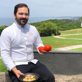 La recette de Pierre Boffo, chef de La Réserve à Saint-Jean-de-Luz