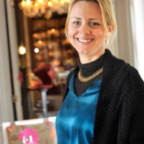 Céline Desmazières, propriétaire de l'Yeuse, à Cognac
