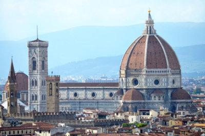 Cathédrale en Toscane