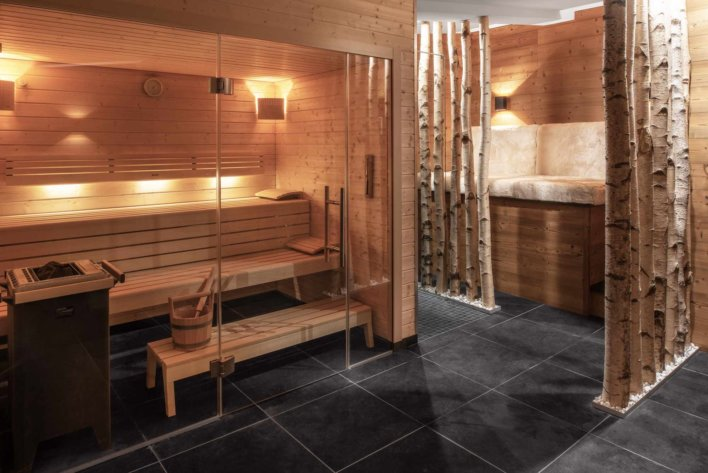 Photo de hammam et du sauna