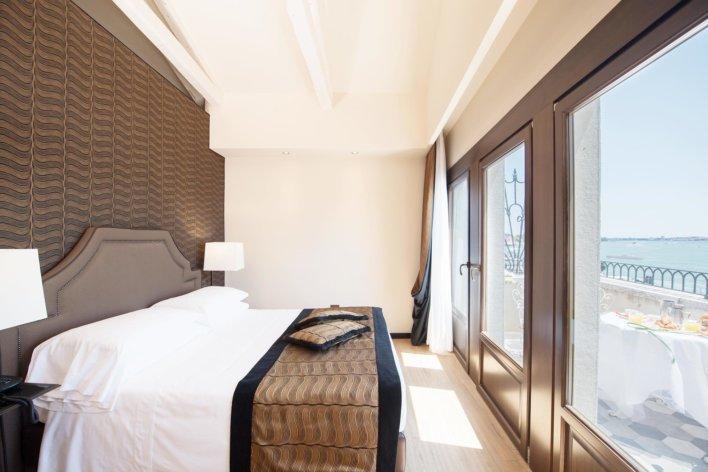 Suite de l'Hotel Paganelli