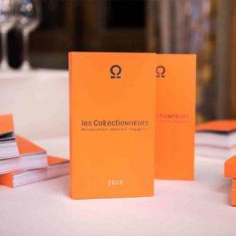 Guide orange inscrit les Collectionneurs 2020