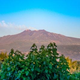 Vue sur l'Etna