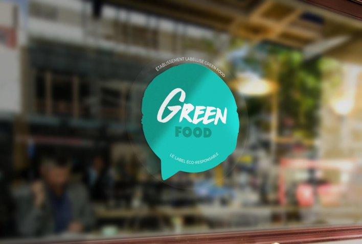 Logo GreenFood