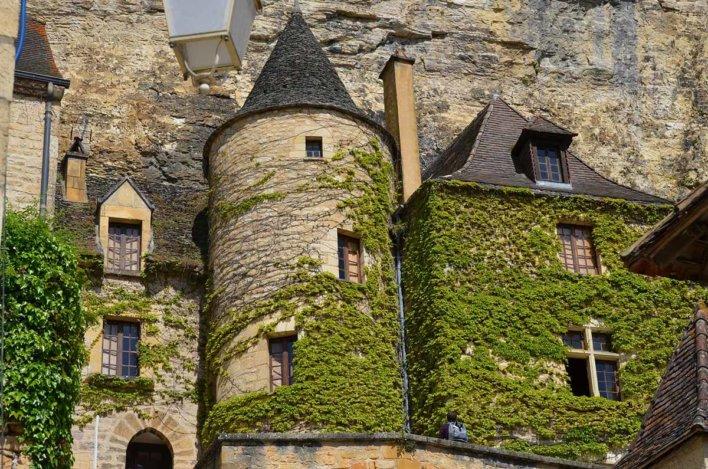 Tour du Chateau-de-Beynac