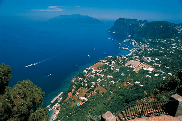 Veduta da anacapri ©Aretur-Campania Turismo