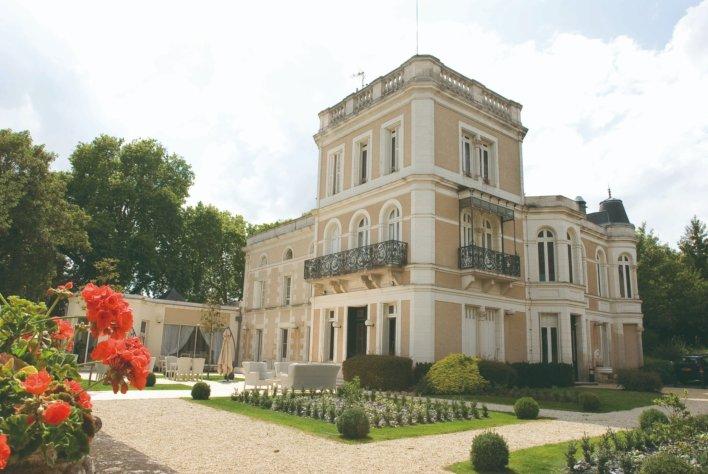 Château du Clos de la Ribaudière et Spa
