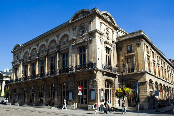Opéra de Reims ©Carmen Moya – Office de Tourisme du Grand Reims