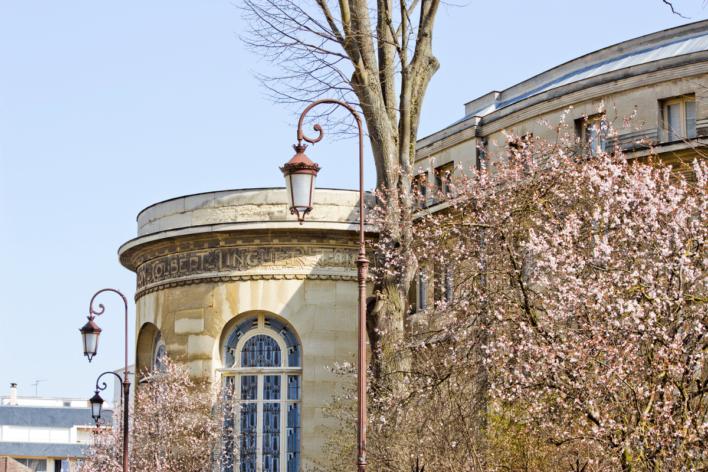Bibliothèque Carnegie ©Carmen Moya – Office de Tourisme du Grand Reims