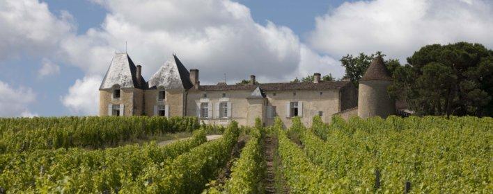 Château d'Yquem © G. UFERAS