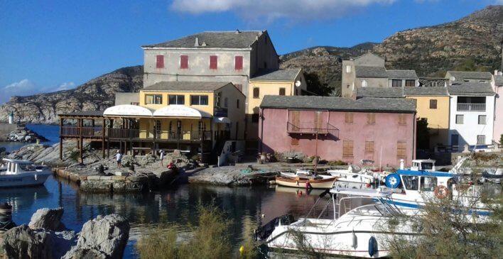 Le port Centuri ©Office de Tourisme Intercommunal du Cap Corse Capicorsu