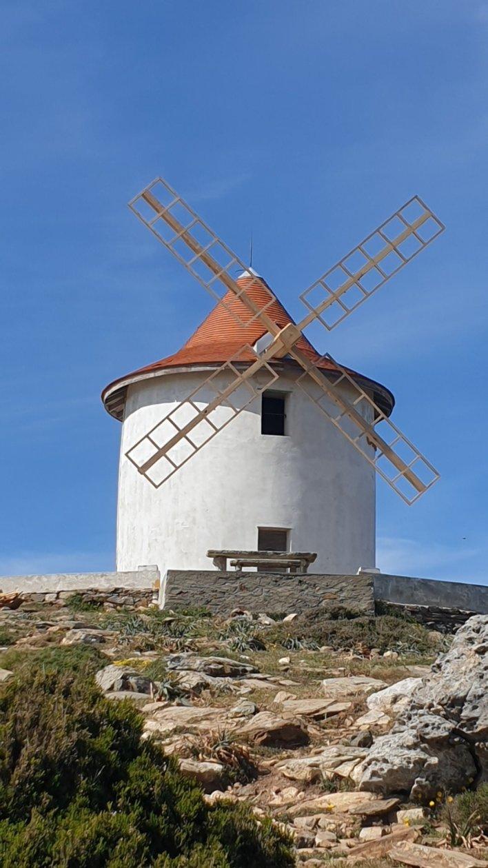 Moulin Mattei ©Office de Tourisme Intercommunal du Cap Corse Capicorsu
