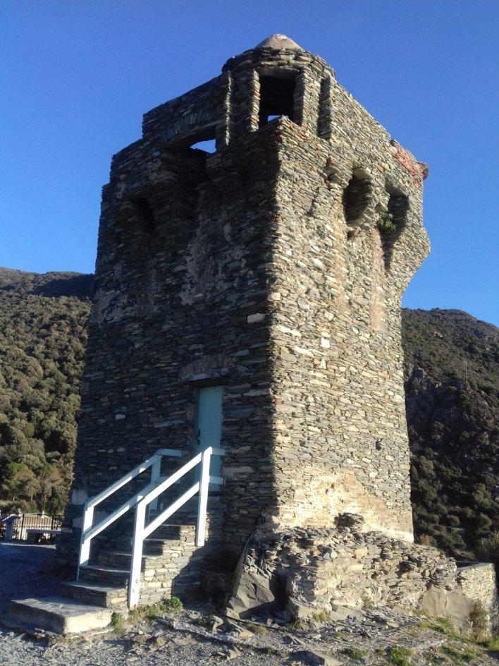 Tour Paoline ©Office de Tourisme Intercommunal du Cap Corse Capicorsu