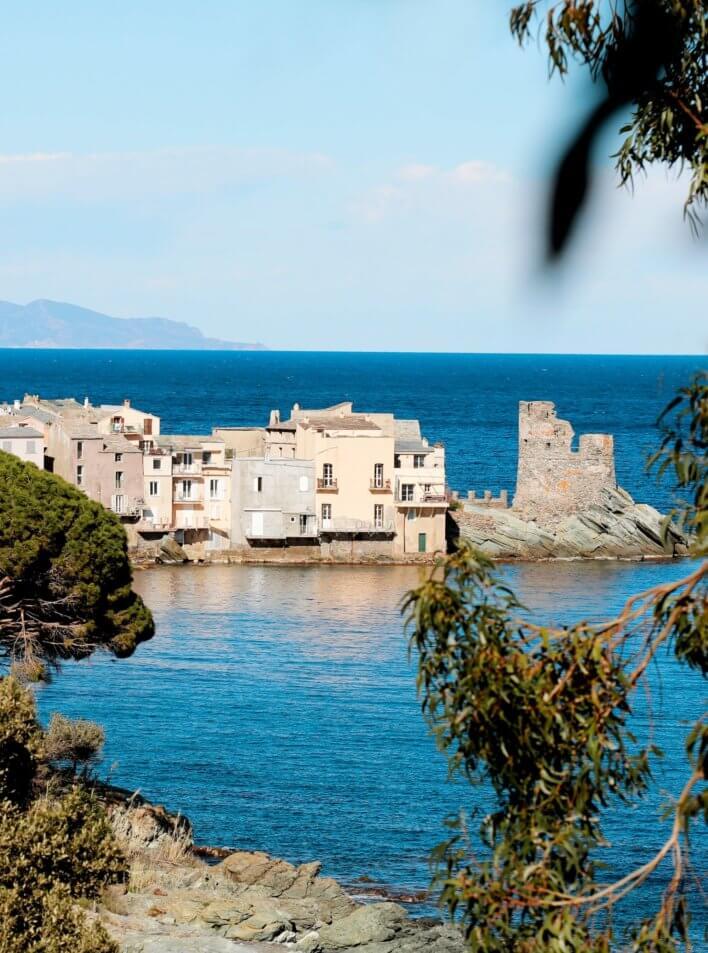 Erbalunga ©Office de Tourisme Intercommunal du Cap Corse Capicorsu