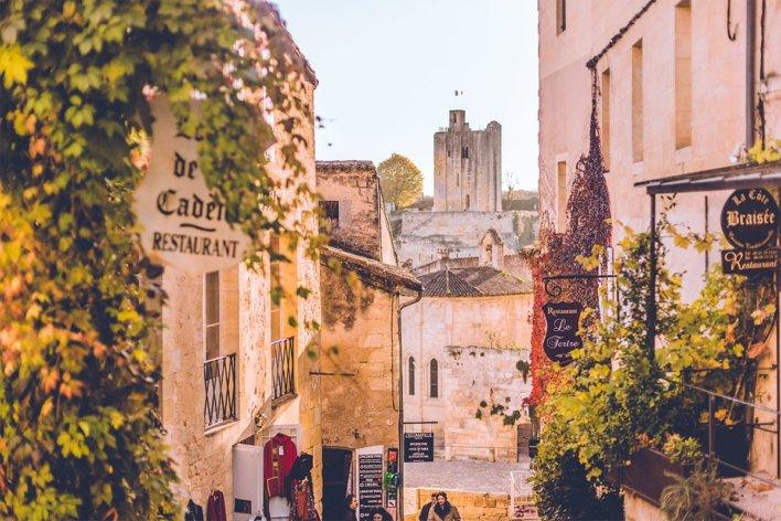 Saint-Emilion © Favoreat