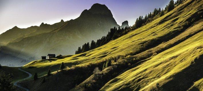 Montagnes © Jörg Peter